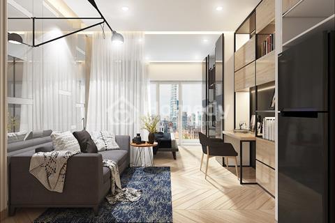 Officetel Masteri Millennium đường Bến Vân Đồn Quận 4, view Quận 1, cam kết thuê lại, sổ vĩnh viễn