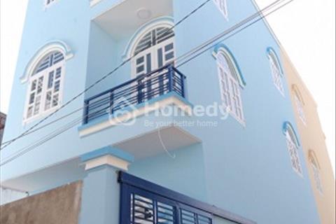 Bán nhà 1 trệt 2 lầu, mới xây đường hẻm xe hơi, Nguyễn Duy Trinh, quận 9