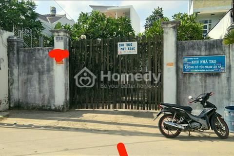 Dãy phòng trọ mặt tiền đường 215, Hoàng Hữu Nam, Tân Phú, quận 9