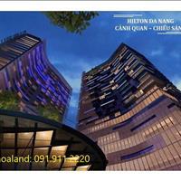 Lễ thăm quan và giới thiệu dự án chung cư cao cấp 5 sao Hilton, 50 Bạch Đằng, Đà Nẵng view sông Hàn