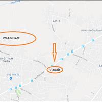 Bán đất nền làm nhà xưởng kinh doanh nhà trọ tại Hóc Môn kề Quận 12 giá rẻ