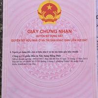 Bán nền khu dân cư Hồng Phát B, phường An Bình, quận Ninh Kiều, gía 2,05 tỷ