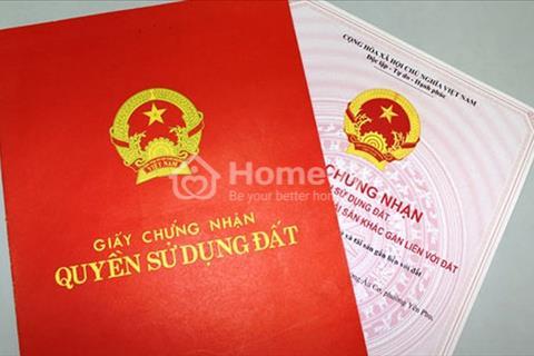Bán đất tặng nhà đẹp Quan Nhân, Thanh Xuân, Hà Nội 63m2, giá chỉ 4,5 tỷ