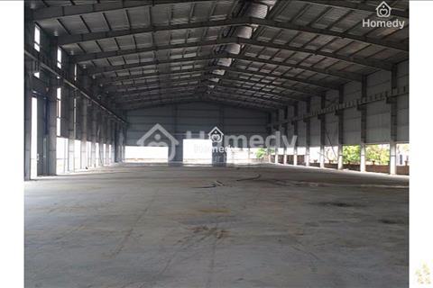 Cho thuê 2000m2 nhà xưởng sản xuất hoặc làm kho ở khu công nghiệp Lại Yên, Hà Nội