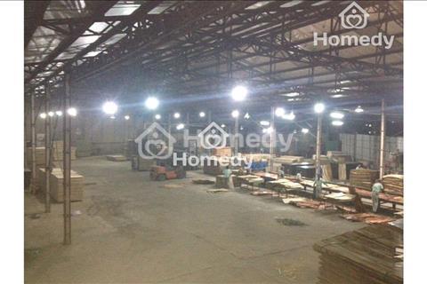 Tại An Khánh, Hoài Đức cho thuê kho xưởng 1800m2, giá thuê 52 nghìn/m2/tháng