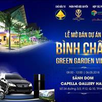 Ngày 6/5/2018 - Mở bán biệt thự Bình Châu Green Garden Villa
