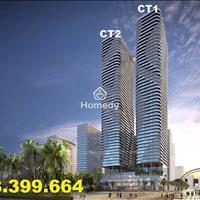 Ra mắt căn hộ nghỉ dưỡng vị trí kim cương biển Mỹ Khê T&T Twin Towers Đà Nẵng, lợi nhuận 10%/năm