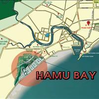 Nhận đặt giữ chỗ siêu dự án Hamu Bay, view biển, ngay trung tâm Phan Thiết, chỉ 14 triệu/m2, sổ đỏ