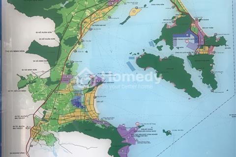 Bán đất Nguyễn Huệ, Vạn Ninh, Bắc Vân Phong. 100% thổ cư đáng đầu tư nhất, giá chỉ 14 - 18 triệu/m2