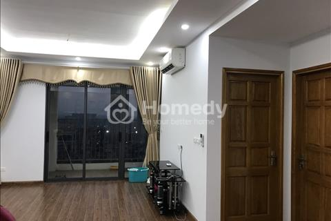 Cho thuê căn hộ ba phòng ngủ tòa A chung cư Xuân Mai Complex Hà Đông, Hà Nội