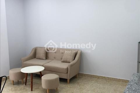 Căn hộ mới xây đầy đủ nội thất gồm 1 phòng ngủ có ban công ngay Lotte Mart quận 7