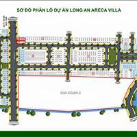 Đất nền khu dân cư Areca Villa Long An chỉ còn vài nền đẹp giá gốc chủ đầu tư