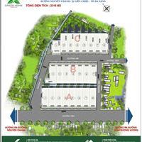 Bán căn hộ dự án Green Home diện tích xây dựng 130m2, diện tích sàn 90m2 giá 2,2 tỷ