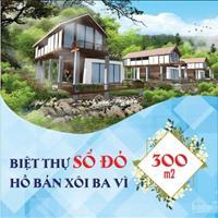 Biệt thự 300m2 thuộc khu resort cao cấp Bản Xôi Village, giá chỉ từ 3 tỷ/căn, full nội thất