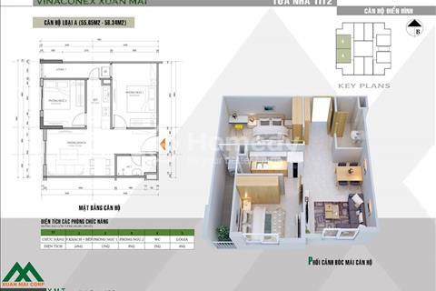 Chung cư vừa đẹp lại tiện nghi giá lại rất lý tưởng là 8 triệu/m2