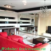 Cho thuê căn hộ cao cấp 175m2 với 3 phòng ngủ lớn tại tòa nhà TD Plaza