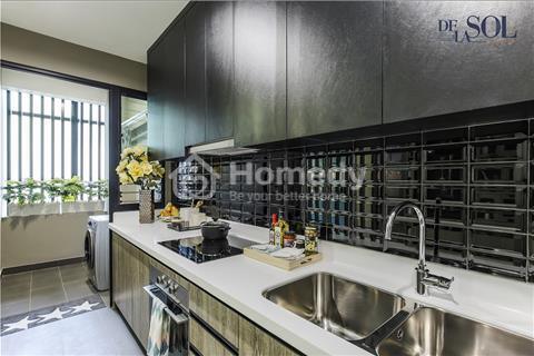 Chỉ còn 50 căn hộ De La Sol của Capita Land giá gốc - khu căn hộ đáng sống nhất tại trung tâm