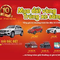 Mua đất vàng trúng xe sang - mua ngay đất nền Mega City 2 - Đồng Nai