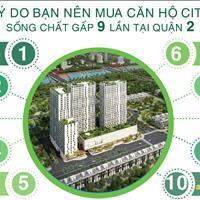 Căn hộ Duplex CitiEsto quận 2 giá chỉ 1,8 tỷ/căn