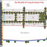 Suất nội bộ trực tiếp từ cổ đông của dự án Areca Villa chỉ 8 - 9 triệu/m2, sổ riêng