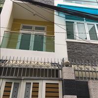 Cần bán nhà 1 trệt, 2 lầu mới đẹp quận Tân Bình gần sân bay