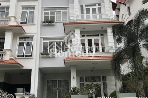 Cho thuê nguyên căn biệt thự Him Lam Kênh Tẻ 10x20m, 1 hầm 1 trệt, 3 lầu, có thang máy, vị trí đẹp