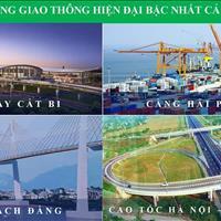 Mở bán khu đô thị Nam Hải, Hải An gần sân bay Cát Bi giá từ 10.5 triệu/m2, khu đô thị kiểu mới N