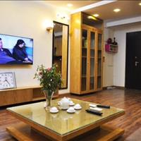 Cho thuê căn hộ chung cư 15 - 17 Ngọc Khánh, 150m2 thiết kế lại