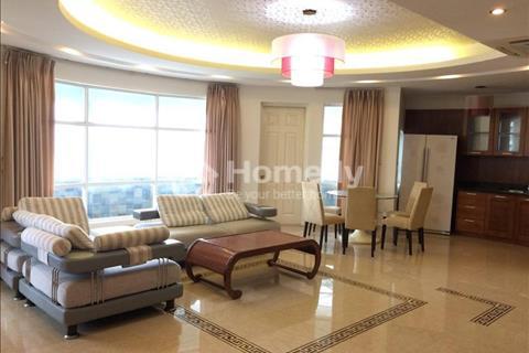 Cho thuê chung cư CT4 Mỹ Đình Sông Đà - Sudico, khu người Hàn, 165m2, 3 phòng ngủ thoáng