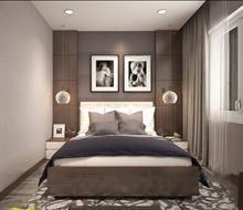 Căn hộ Golden Palm 3 phòng ngủ 105m2 phong cách hiện đại