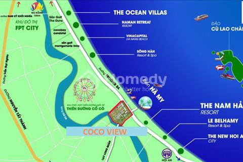 Ưu đãi chiết khấu cực khủng  từ 3% đến 4% cho siêu dự án đất nền biệt thự Coco view