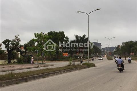 Cần bán một số ô đất dự án Hà Khánh A mở rộng giá tốt, 81m2 giá chỉ từ 15 triệu/m2