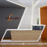 Cho thuê văn phòng trọn gói tại Tòa nhà Lotus - Duy Tân, diện tích đa dạng, giá 6,5 triệu/tháng