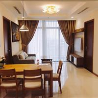 Bán căn hộ 3 phòng ngủ Vinhomes Central Park, layout vuông vức, phòng khách rộng