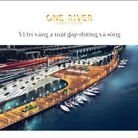 Mua ngay đất nền biệt thự One River - Sinh lợi cực cao