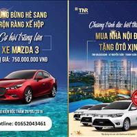 Mua nhà nội đô - trúng ngay ô tô - chung cư trung tâm quận Thanh Xuân giá chỉ từ 2 tỷ đồng