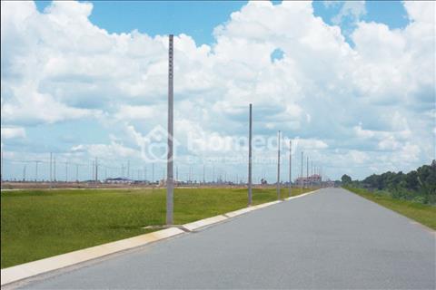 Đất khu dân cư Tây Lân, sổ riêng, 4x16m, xây tự do, ngay chợ Mỹ Nga