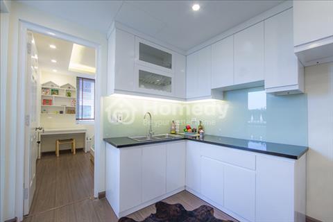 Bán chung cư mini Xuân Đỉnh 43m2, giá 650 triệu/căn, 2 phòng ngủ, ở ngay, full đồ, ô tô đỗ cửa