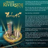 Ngày 26/5/2018 chính thức mở bán dự án Dragon Riverside City