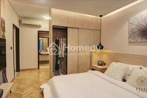 Cần sang nhượng căn hộ 2 phòng ngủ, 85m2, Feliz En Vista - Capitaland, view sông, giá tốt 3,15 tỷ