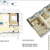 Cần bán căn hộ tại toà Xuân Mai Riverside tầng cao