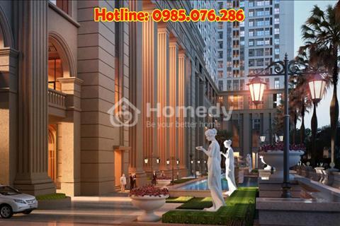 Chung cư Roman Plaza mặt đường Lê Văn Lương kéo dài - Giá gốc CĐT -  Chiết khấu cao