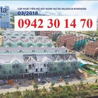 Bán lại nhà phố Valencia Nguyễn Duy Trinh xây 3 lầu 151m2 cạnh sông thoáng mát