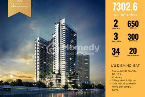 Hot 60 căn hộ văn phòng cuối cùng của dự án Millennium - Sở hữu lâu dài duy nhất Quận 4, giá gốc