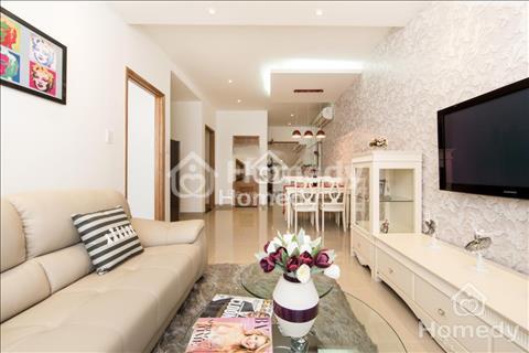 Cho thuê căn hộ 80m2 đường Đồng Văn Cống, quận 2, gồm 3 phòng ngủ, 2 vệ sinh