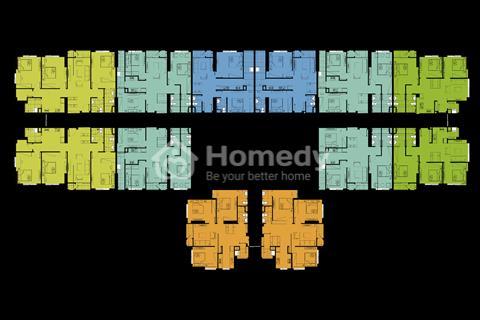 Tôi cần bán gấp bán nhanh căn hộ chung cư An Bình City, tầng 1509 A8 (83 m2) giá: 24 triệu/m2