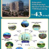 Bán cắt lỗ 350m2 sàn thương mại CT36 Xuân La, Tây Hồ, giá chỉ 39 triệu/m2