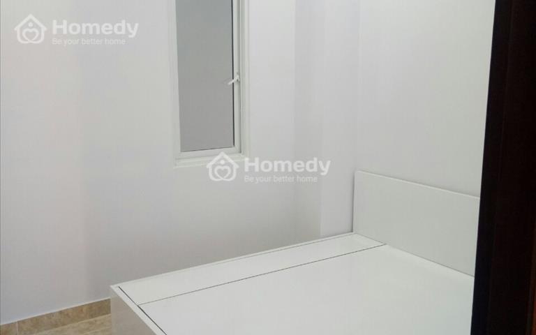 Cho thuê căn hộ 1 phòng ngủ 45m2 ngay Lotte Mart, nhà mới 100%, nội thất cơ bản giá 7 triệu/tháng