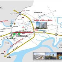 Sắp mở bán 600 căn hộ cao cấp Mega Sapphire Khang Điền Quận 9, giữ chỗ 30 triệu/căn