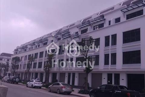 Cho thuê nhà liền hề B4 mặt đường Nguyễn Chánh - Cầu Giấy, 130m2 x 4 tầng, mặt tiền 7m